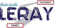 Auto-école Leray Ernée/Fougères